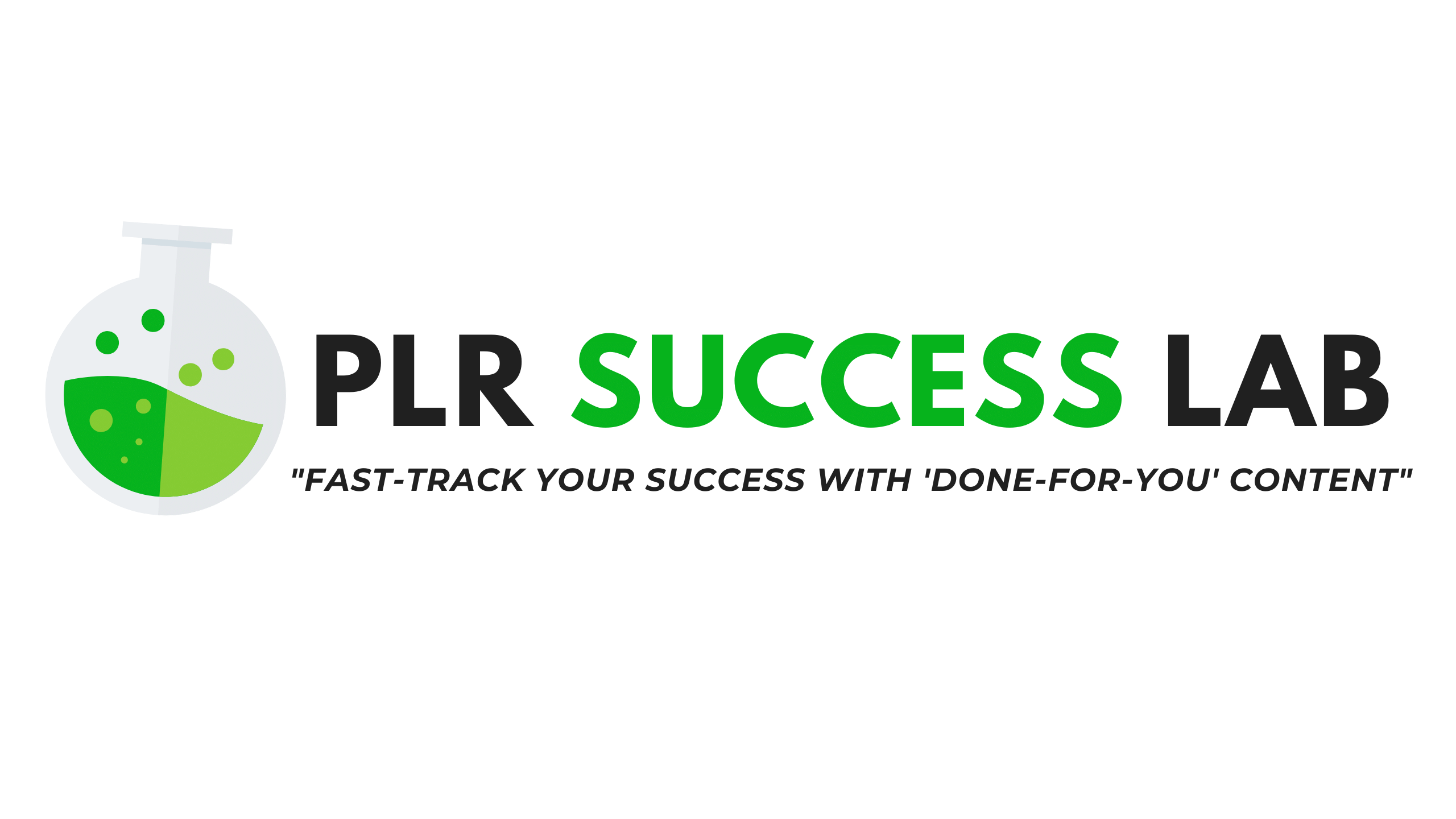 PLR Success Lab